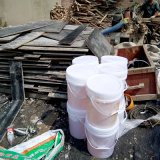 承揽接木方工程建筑工地接方子包工队旧木方接长加工