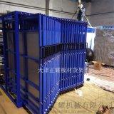 板材存儲新形勢:立式板材貨架和平放板材貨架