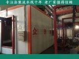 不锈钢门喷粉生产线 自动涂装设备 众创喷粉线专家