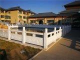 公园石护栏、广场石栏杆、景区石雕栏杆