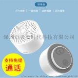 Ai语音藍牙音箱 mini随声版便携式语音人工智能迷你音响厂家直销