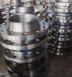 沧州乾启生产对焊法兰 WN 带颈对焊 碳钢带颈对焊 不锈钢带颈对焊 规格DN15-DN2000