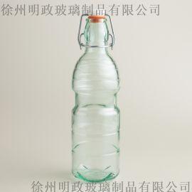 玻璃瓶生产,玻璃瓶灯,六角玻璃瓶,玻璃瓶加工厂
