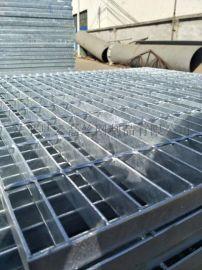 钢格栅步板厂家_复合钢格栅步板_T4钢格栅踏步板