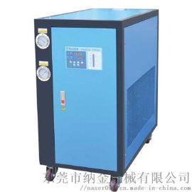 5HP注塑用水冷式冷水机