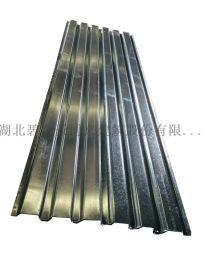 4S店墙面板彩涂压型钢板,湖北38-148-900