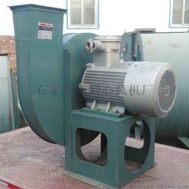 山西太原工业废气处理风机 9-19高压大风压抽风机