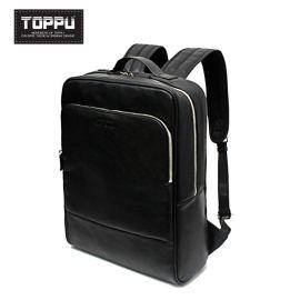 韩国    TOPPU商务男士双肩包背包大学生笔记本电脑书包TP469