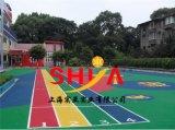 義烏幼兒園塑膠地板工程鋪設