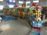 轨道小火车玩具 小孩坐的轨道小火车价钱ts2