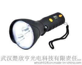 手提式防爆电筒 JW7400\DC3.7-LED-3W-锂电-4AH/ExdⅡCT4-IP66-背带 JW7400磁力强光防爆工作灯
