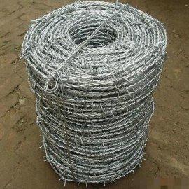 厂家直销优质刺绳镀锌刺绳不锈钢刺绳PVC喷塑刺绳