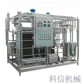 新款板式超高温杀菌机kxp-2300-1