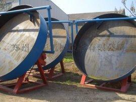 动物粪便生物有机肥圆盘造粒机生产线 猪粪有机肥成套设备