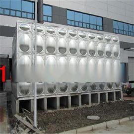 201不锈钢3吨圆形方形保温水箱工业供水环保供水设备