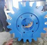 尼龍齒輪加工定做 MC901大規格尼龍鐵芯輪 耐磨耐腐蝕