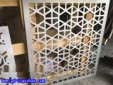 景德镇雕花铝单板 铝板雕花楼梯扶手 镂空铝板门头