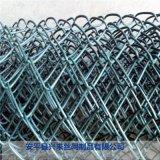 足球场勾花网,浸塑勾花网,热镀勾花网