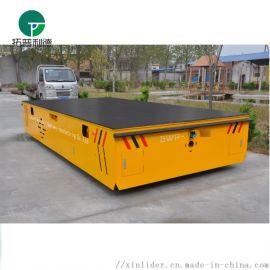 防滑台面橡胶板无轨转运车转向**