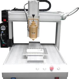 佛山瑞德鑫BL551四轴平台自动点胶机扬声器封装