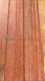 菠萝格木结构景观园林规格定尺加工,销售