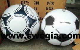 公司促销用充气足球