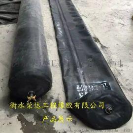 圓形充氣芯模  澆築樑板涵洞隧道邊溝施工專用 氣囊