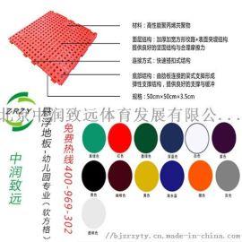 北京塑胶地板公司,中润致远产品出口20多个国家
