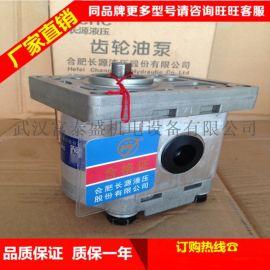 合肥长源液压齿轮泵叉车配件 适用于小松叉车 齿轮油泵37B-1KB-3040齿轮油泵总 副厂