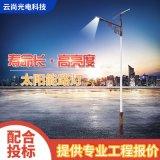 新農村仿古特色扶貧太陽能路燈LED防水太陽能路燈