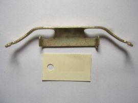 供應汽車剎車片卡簧 卡扣 彈簧卡子