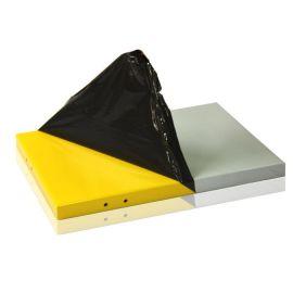 氟碳铝单板幕墙广州地铁过道墙面聚酯漆黄色铝单板定制