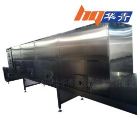 微波杀菌机厂家特价 真空包装食品快速处理 华青隧道式微波杀菌机
