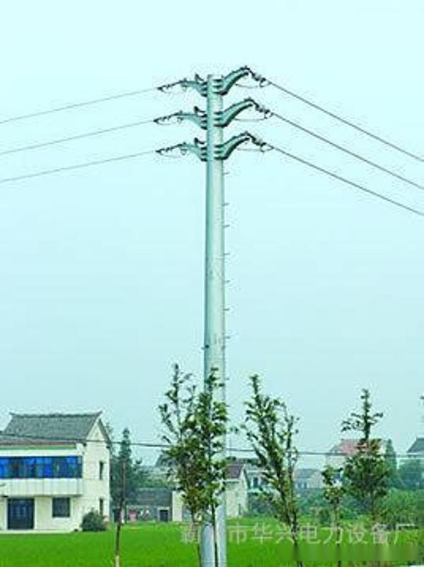 内蒙包头10KV及以下电压等级钢管塔、电力钢杆及高杆灯