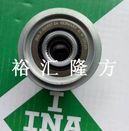 实拍 INA F-561957.04 张紧轮 F-561957.04.RMSE 涨紧轮 皮带轮