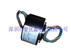 ZYH025系列空心轴导电滑环