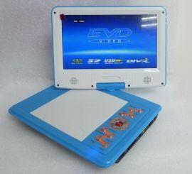 新款上市9寸移动EVD便携式DVD可视PDVD移动电视