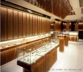 四川珠宝展柜厂家提供成都珠宝展柜展示柜台货柜货架