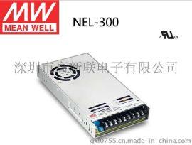 台湾明纬电源NEL-300-5超薄型LED显示屏专用电源