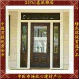 广东十大品牌木门 庭院门 豪宅大门 各种材质门订做