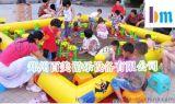 儿童充气沙池玩具全套价格