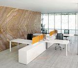 現代時尚辦公桌 職員辦公桌椅定製