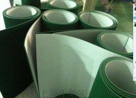 山东PVC输送带 可加导向条输送带 环形输送带