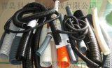 供应青岛PP PE PVC单壁波纹管生产线