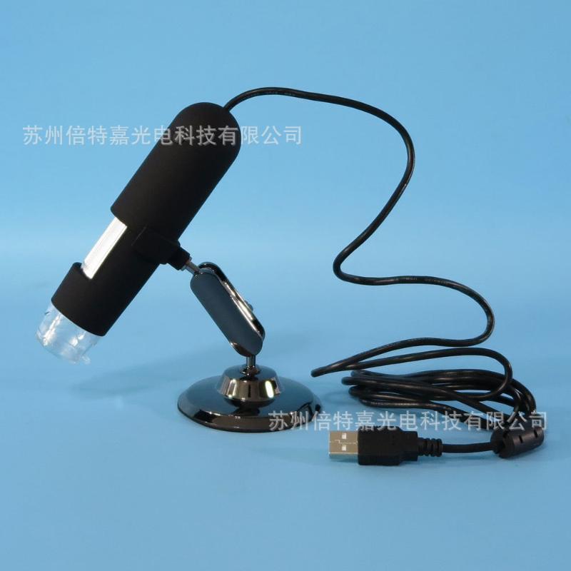 200X手持顯微鏡 數碼顯微鏡 攜帶型顯微鏡 USB介面