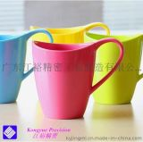 广东江裕加工定制密胺(美耐皿)仿瓷塑料杯和模具