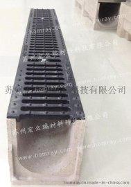铸铁盖板线性排水沟厂家
