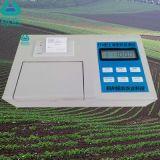 豪华型肥料和土壤检测仪可同时检测土壤中氮磷钾和肥料中氮磷钾有机质含量