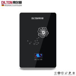 帝尔顿DLT-F6000黑魅直热式电热水器数码智能恒温机厨房宝四季小厨宝