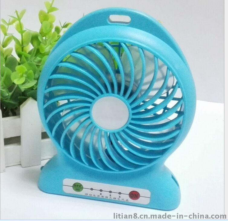 夏季街頭熱賣小風扇移動電源 學生最愛小風扇移動電源廠家